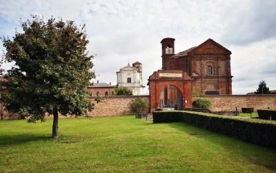 ingresso principato di Lucedio