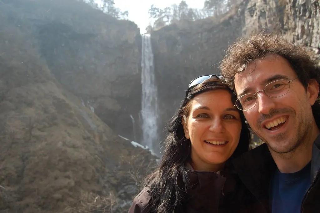 Nikko la cascata