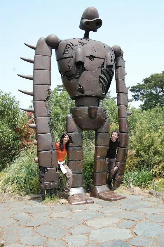 Claudia e Gabri e il robot di Laputa