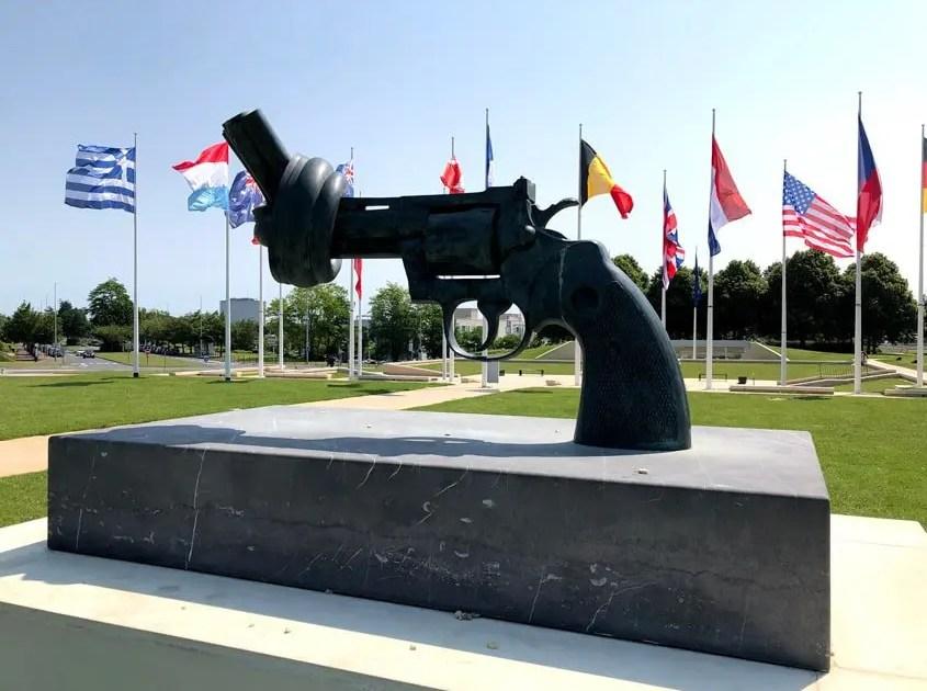 Memoriale di Caen