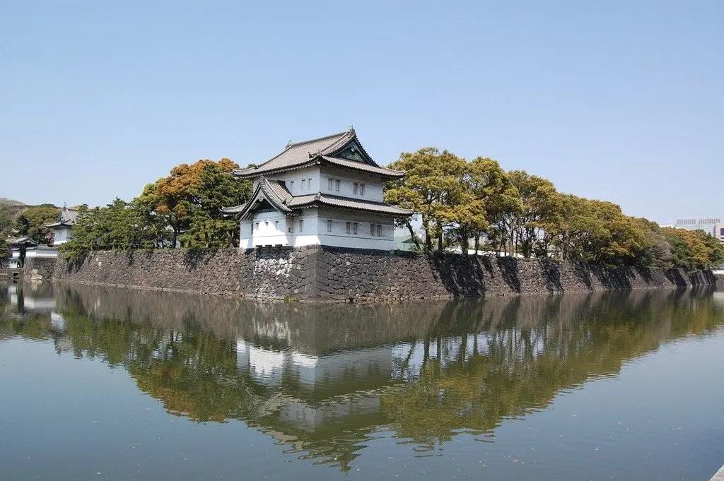 il palazzo dell'Imperatore