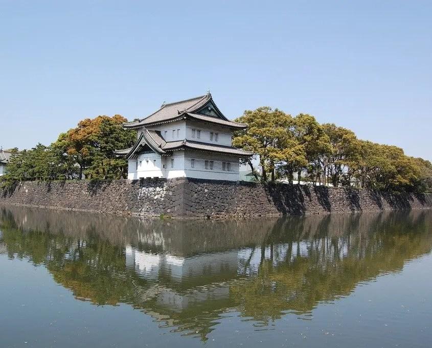 palazzo imperatore Tokyo