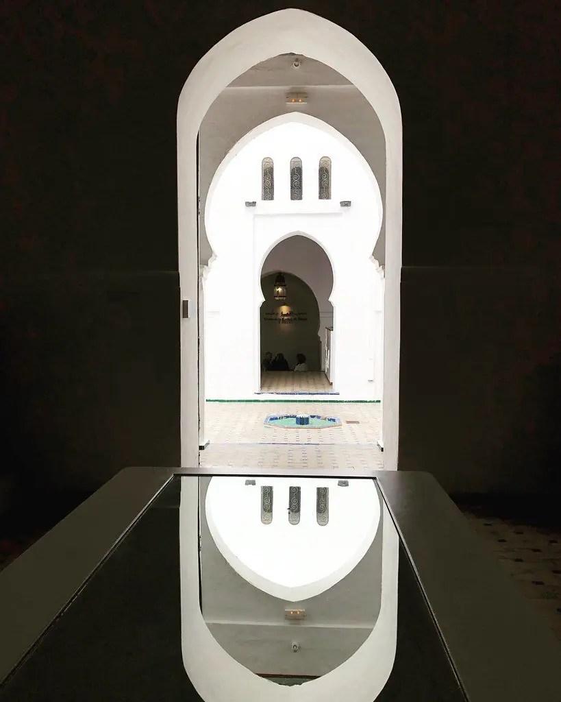 il palazzo del sultano a Tangeri