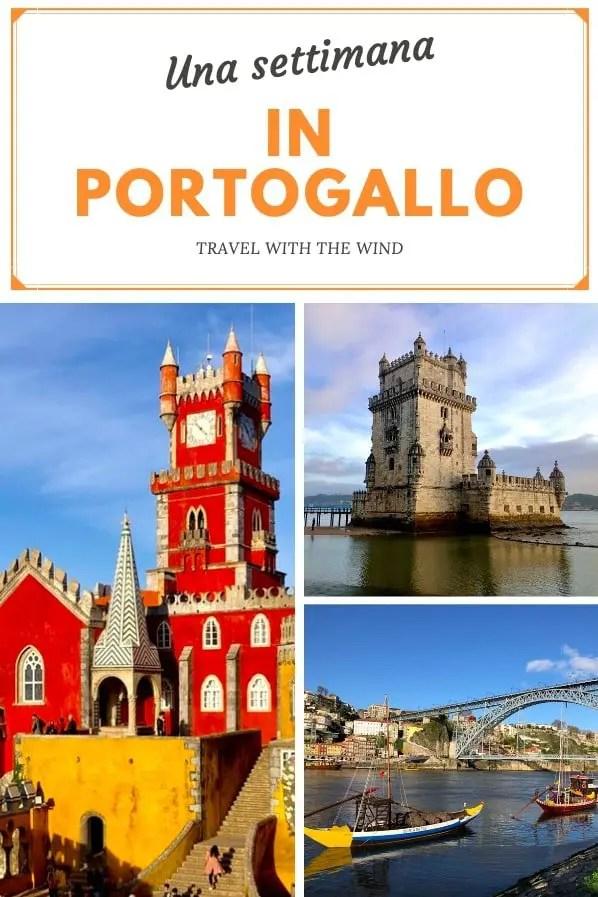Una settimana in Portogallo