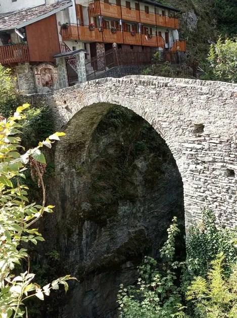 Ribordone Ponte Romano