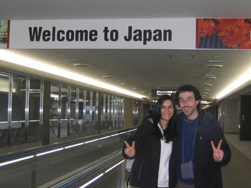 il viaggio in Giappone continua