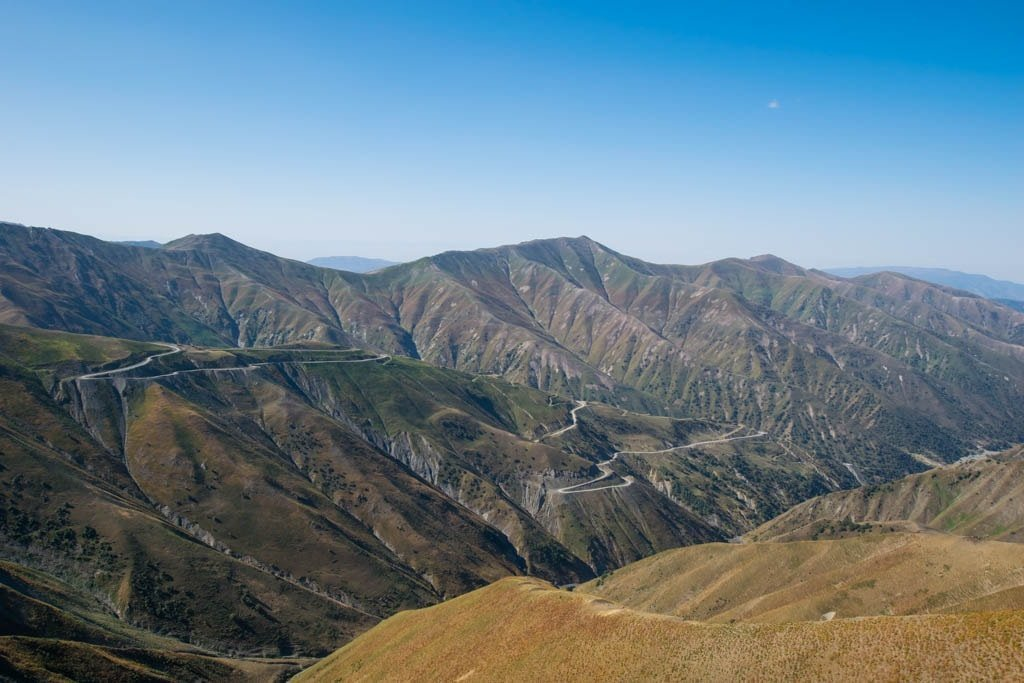 maps.me e le strade kirghise
