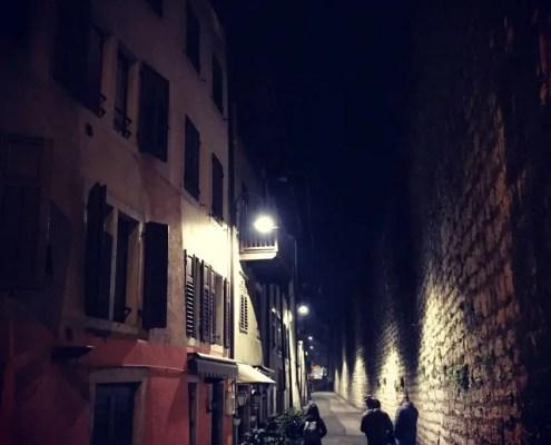 Trento di notte