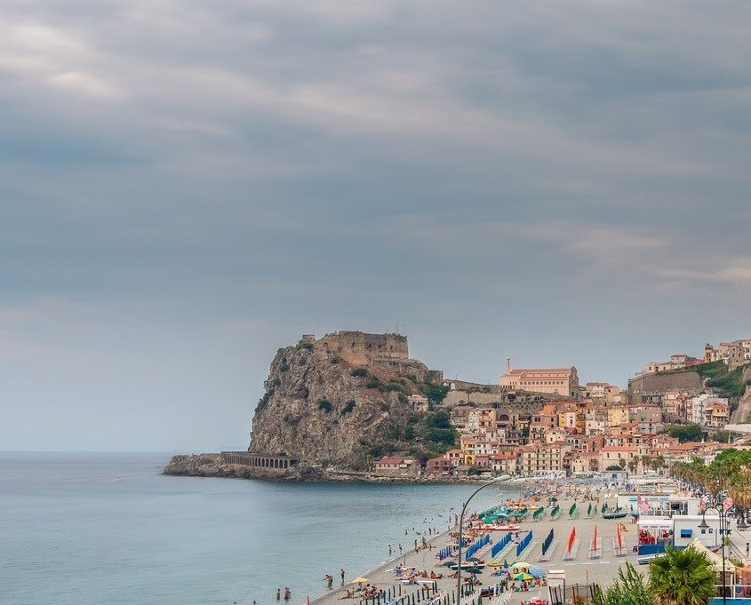Calabria: Tropea