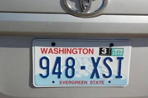 Targa Washington