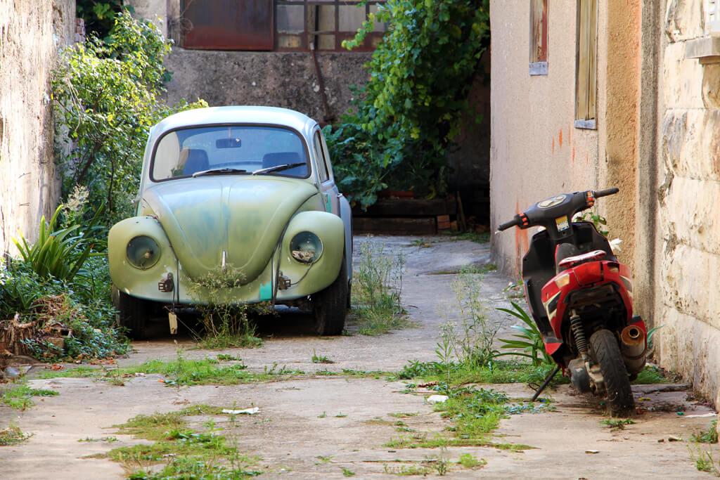 Croatian Beetles & Bikes