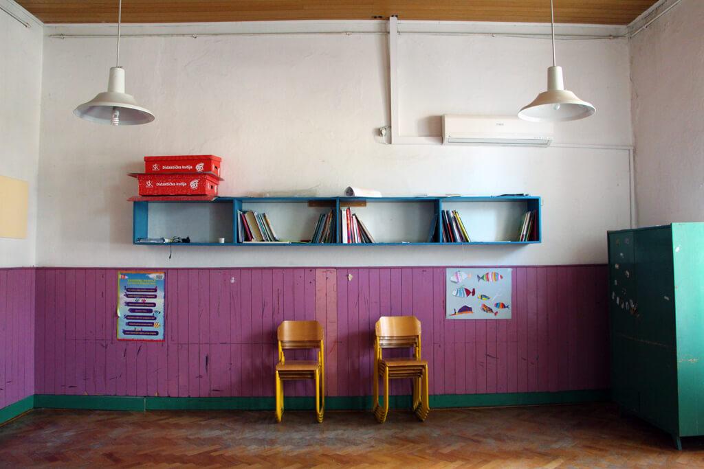 Croatian Classroom