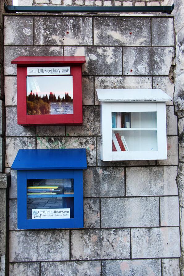 Croatian Free Libraries