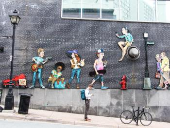 Halifax, Nova Scotia Street Art
