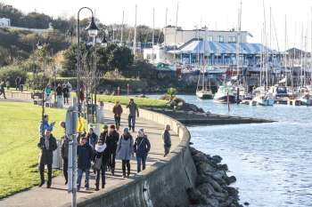 Howth Harbour Walk