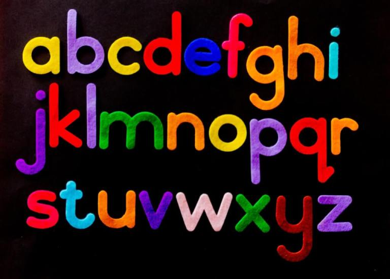 Color-Grapheme Synesthetes involuntarily see letters as certain colours. Do you? This has nothing to do with the worst English words, or does it?