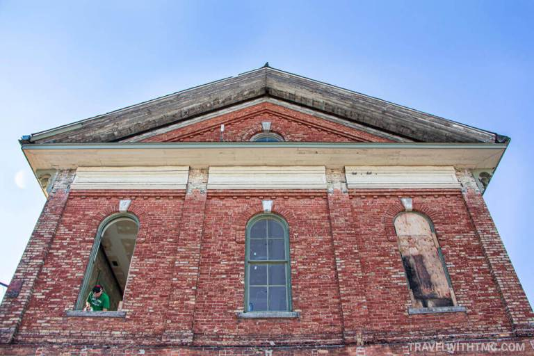CASO Station Restoration