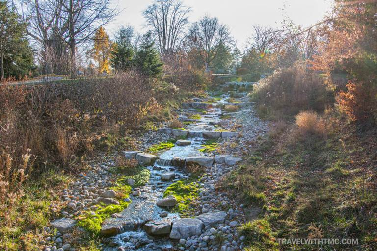 Creek Water in Pinafore Park St Thomas