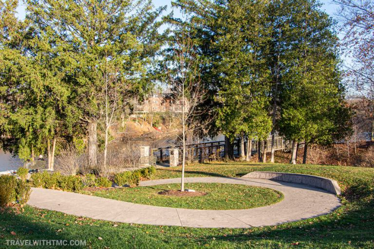 Sunny Fall Days in Pinafore Park in St. Thomas