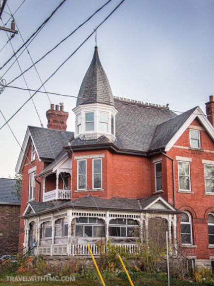 Visit Victorian Homes in St. Thomas Ontario
