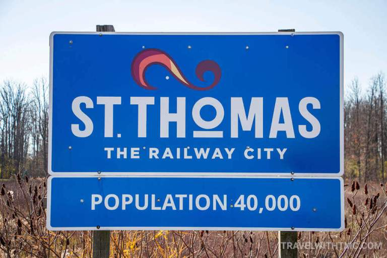 Welcome to a Day in St. Thomas Ontario
