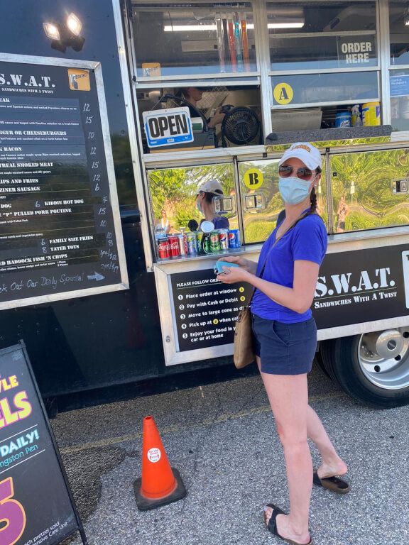 Travel with TMc 2020 Kitchener Food Truck Series at S.W.A.T.