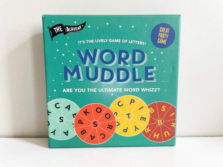 Word Muddle language game