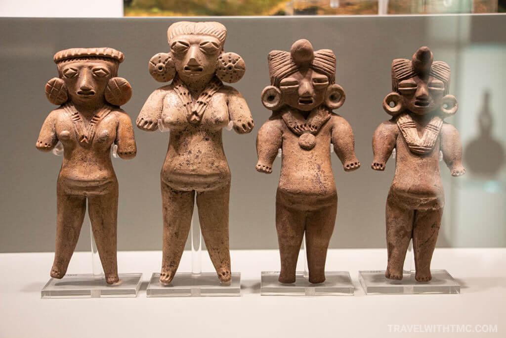 Gardiner Museum ceramic figurines