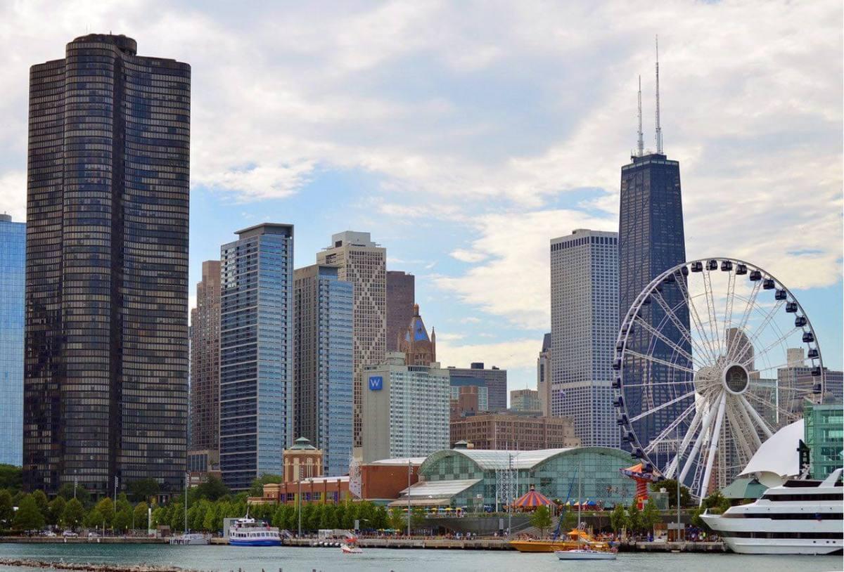 Chicago Top 10 Favorite City