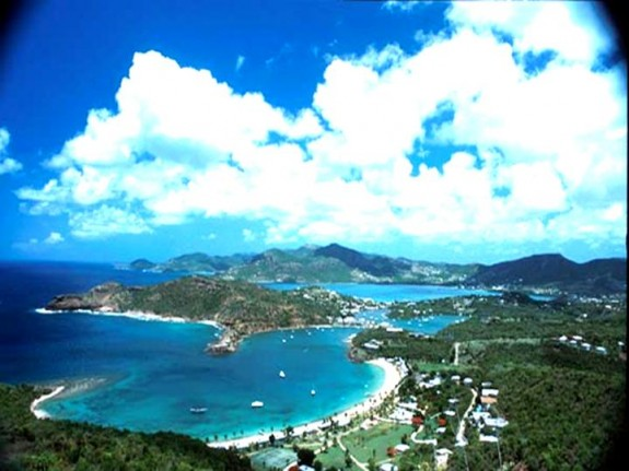 Antigua City Largest Barbuda And