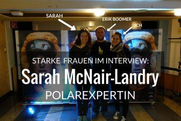 SarahMcNairLandry, Polarexpertin