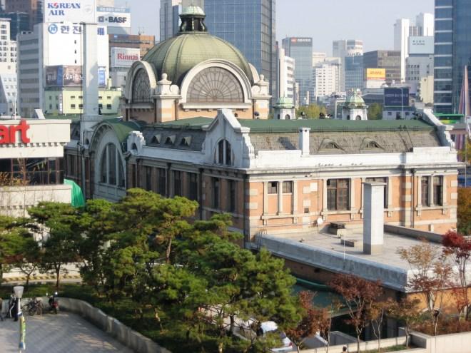 Old Seoul Station #30