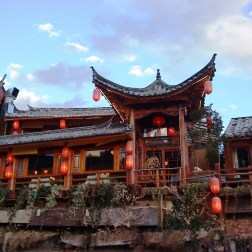 More beautiful building in Lijiang