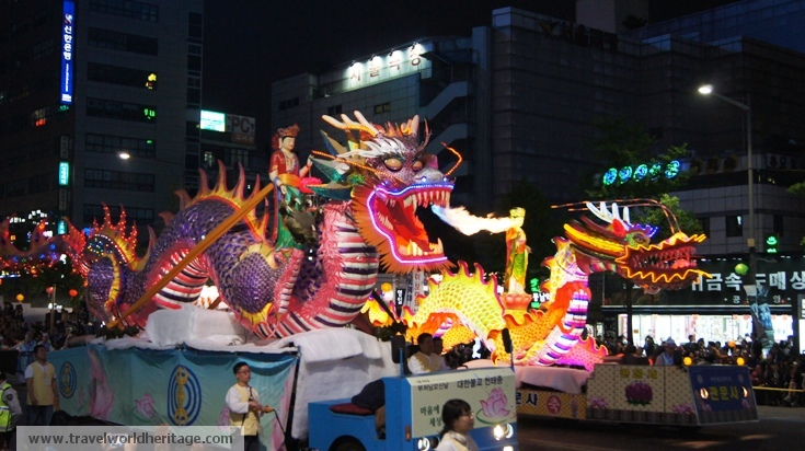 Dragons - Lotus Lantern Festival