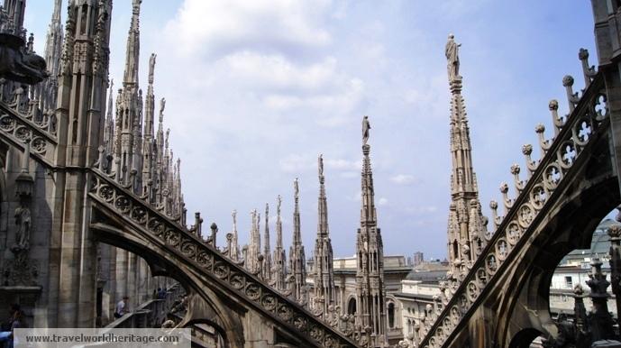 Milan Cathedral - Italy Itinerary