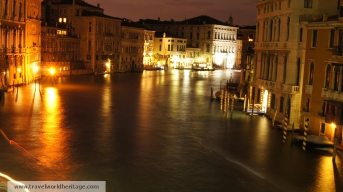 Grand Canal - Italy Itinerary