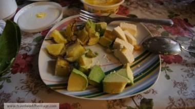 Breakfast Avocados
