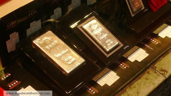 Silver - scammed in Beijing