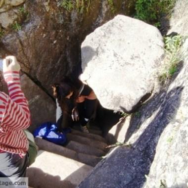 Tunnel 2 - Wayna Picchu