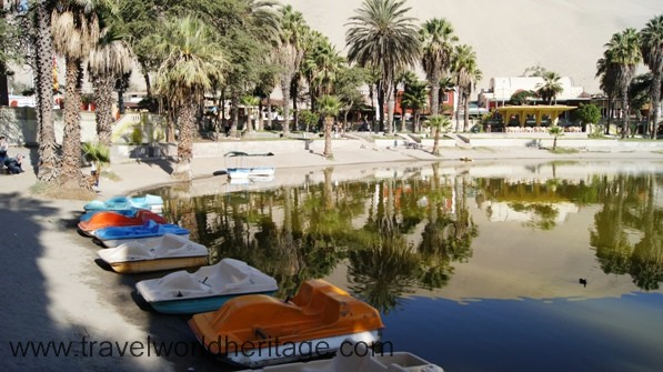 Huacachina: The Oasis of the Americas