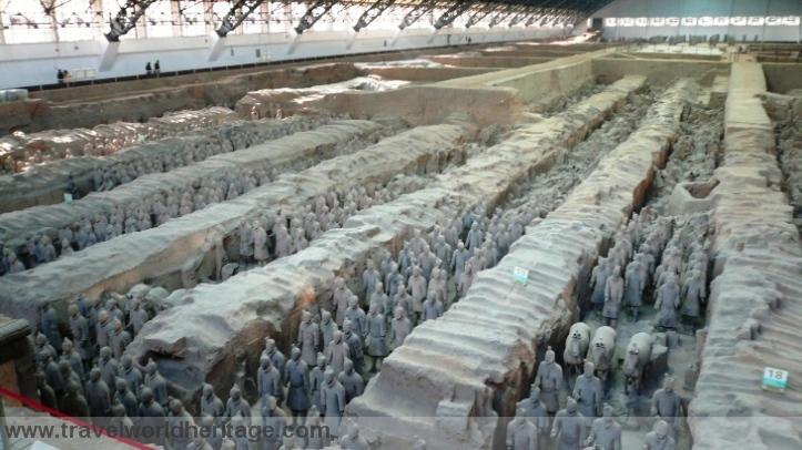 Terracotta - Scammed in Xian