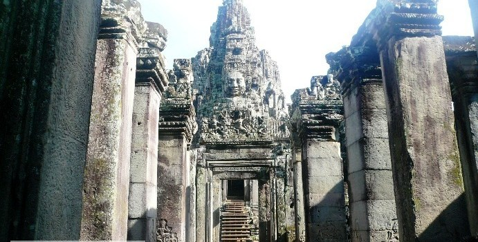 Bayon is Watching You!