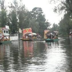 Xochimilco Canals 3