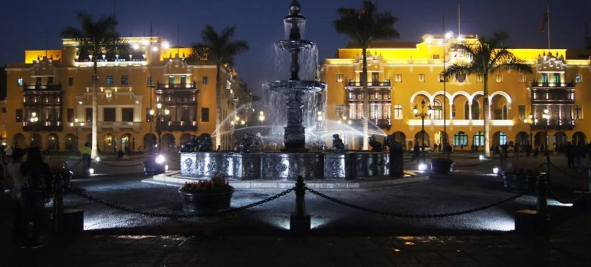 UNESCO Monday #2: Downtown Lima, Peru