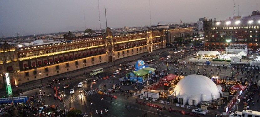 Historic Center of Mexico City and Xochimilco