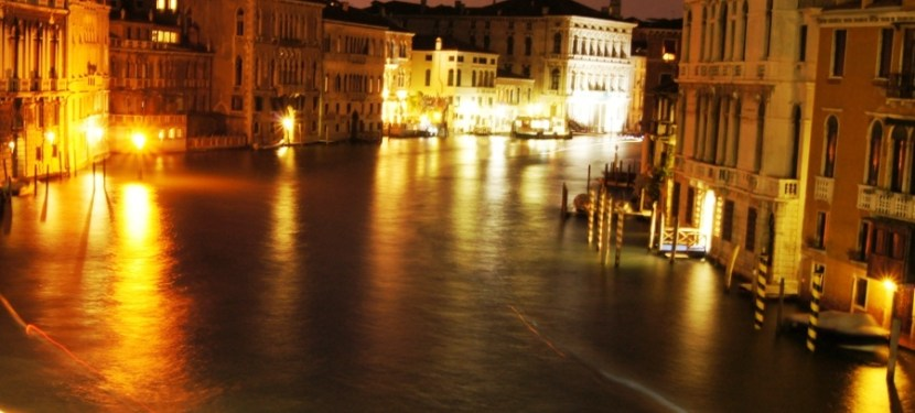 Venice and It's Lagoon