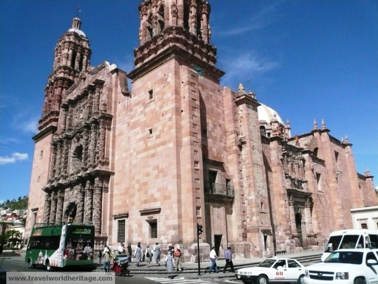 Historical Center of Zacatecas