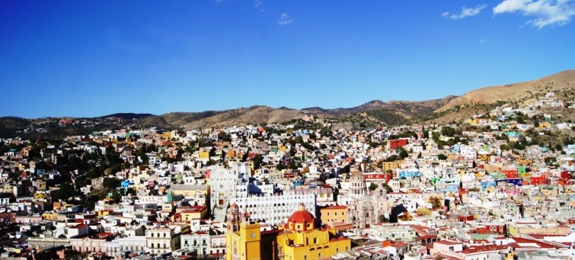 UNESCO Monday #9: Guanajuato – The City Without Cars