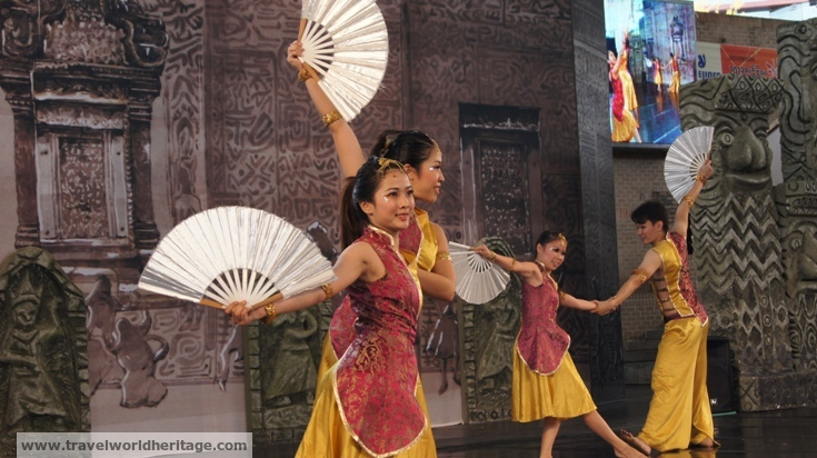 Singapore - Andong Mask Festival