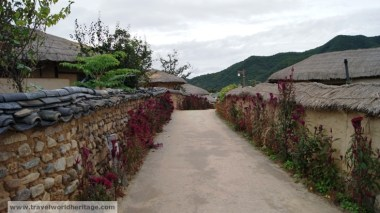Beautiful Alleys of Hahoe
